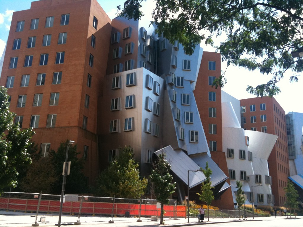 Houses near MIT