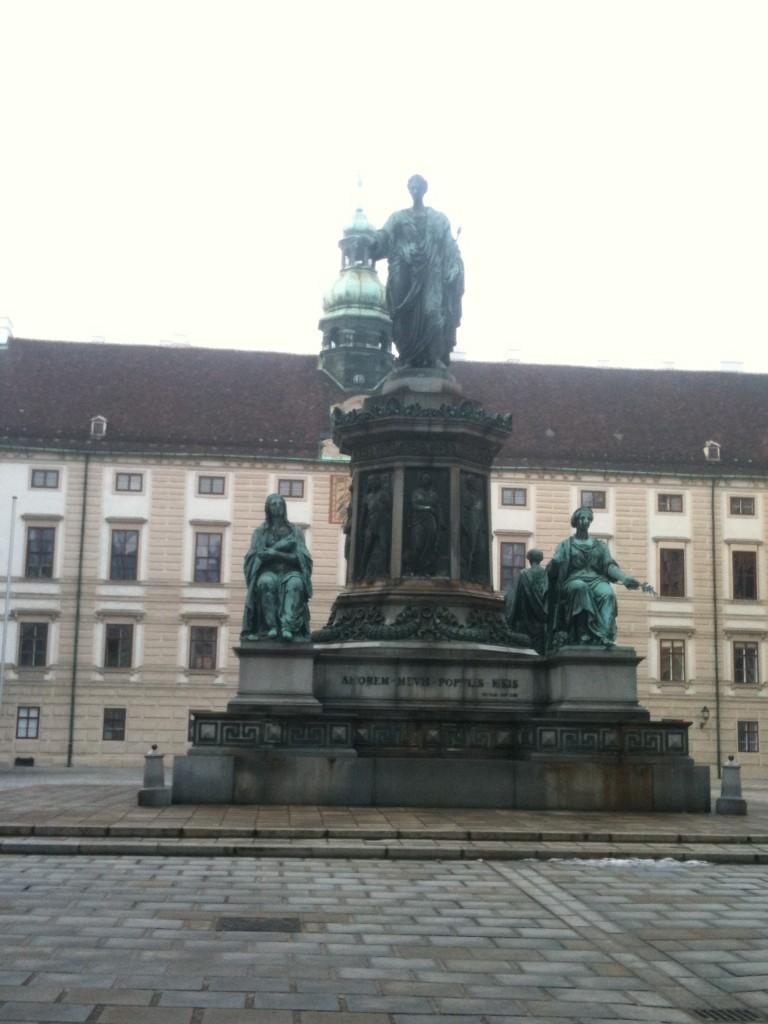 Vienna Statue Day