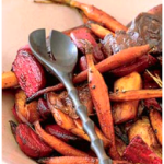 Easy, Healthy, Delicious – Cider Roasted Vegetables