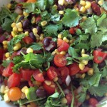 Salsa Salad Recipe – Fast, Healthy, Delicious!