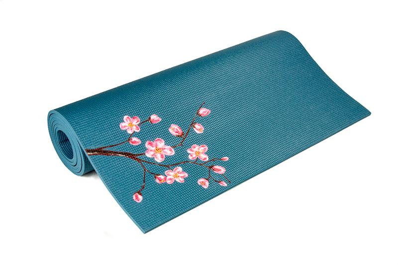Painted Yoga Mat Yoga Mat Zoom in Read More