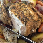 Simple. Healthy. Delicious. Whole Chicken Recipe