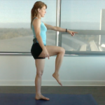 The Single Leg Squat for Strength and Balance