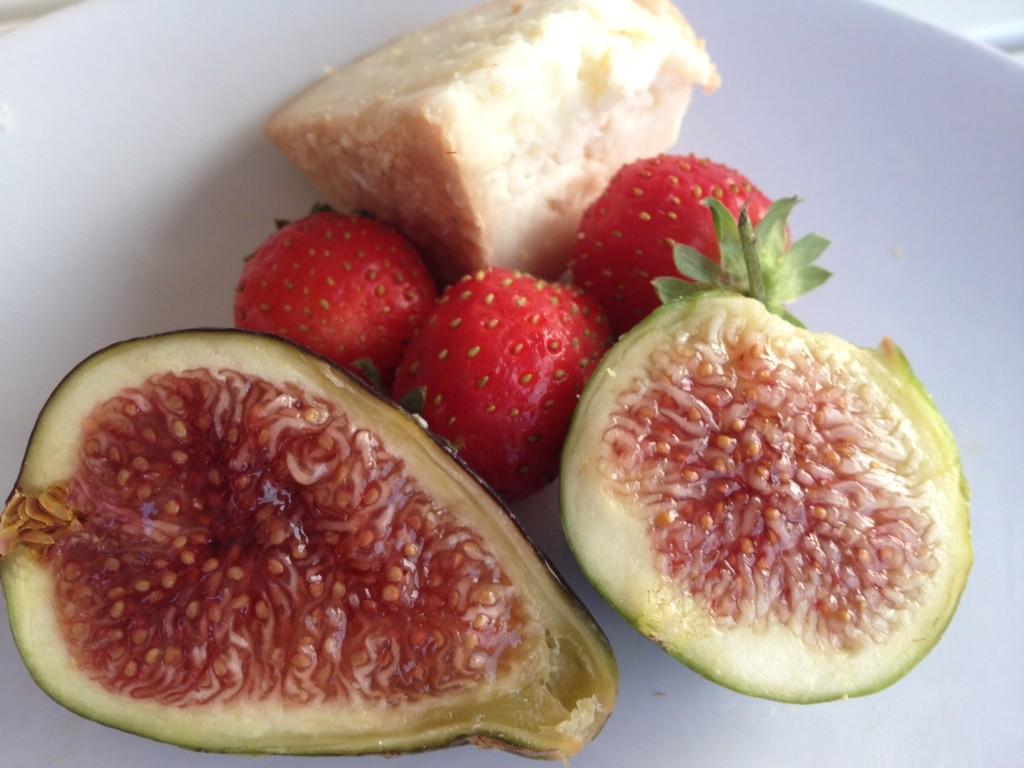 Fresh Figs, Italy