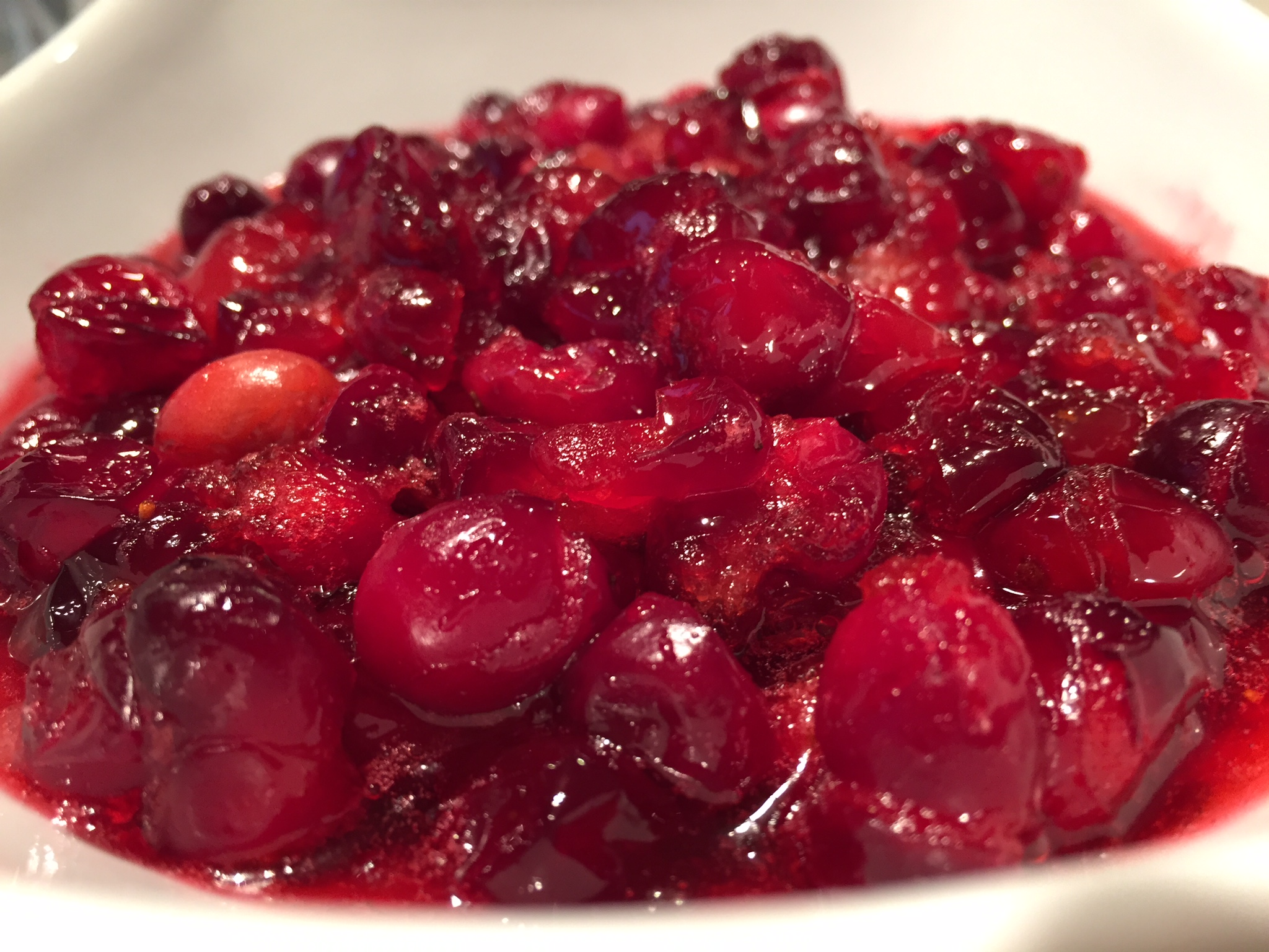 Make Your own Cranberry Sauce with Less Sugar