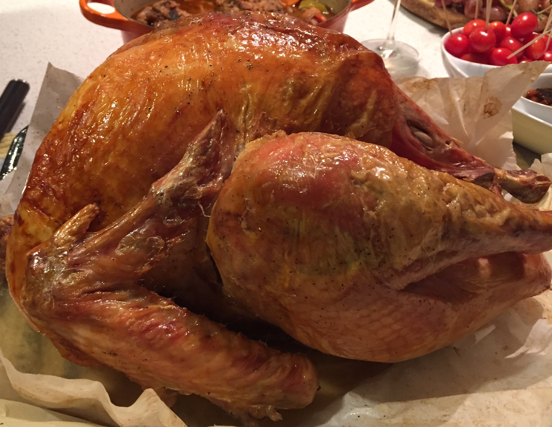 Fast and Delicious Holiday Turkey Recipe
