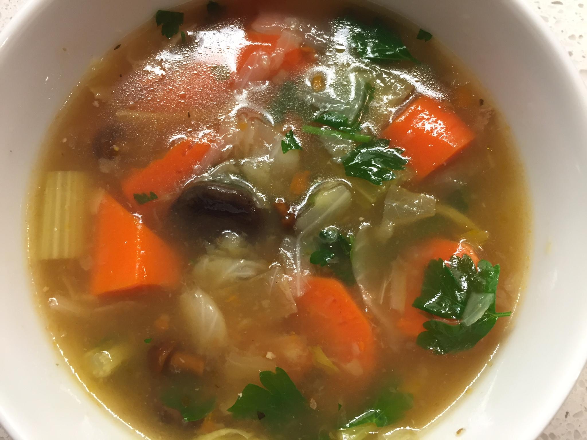Chicken Soup - Luci Gabel