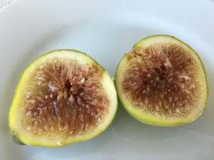Fresh Green Figs - LuciFit