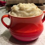 Super Simple Holiday Side Dish: Cauliflower Mash