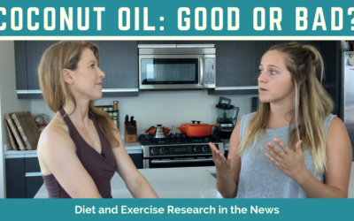 Is Coconut Oil Good or Bad? Diet and Exercise Research in the News and Other Media