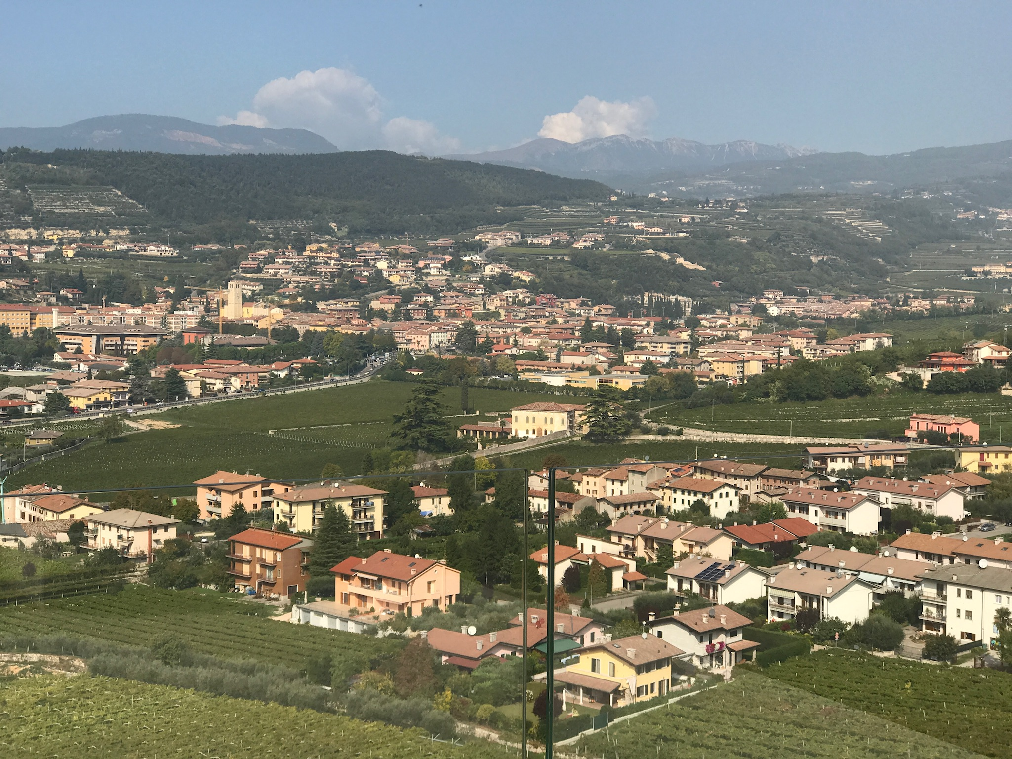 View from Quintarelli