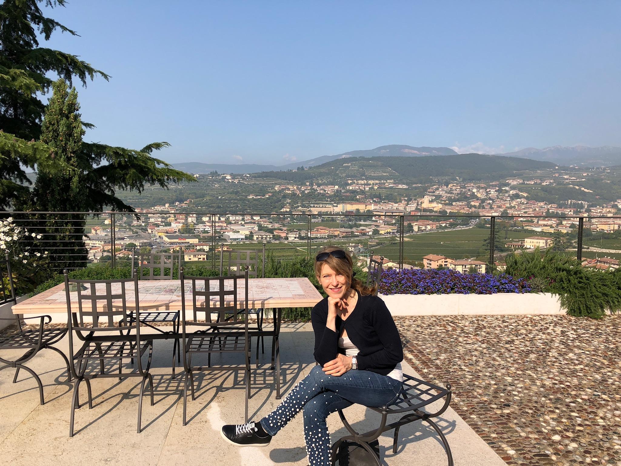 Me, Quintarelli Winery