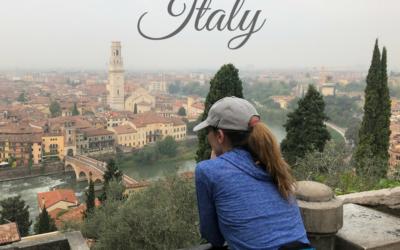 My Latest Trip to Italy