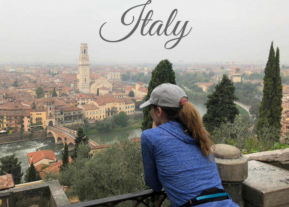 My Latest Trip to Italy